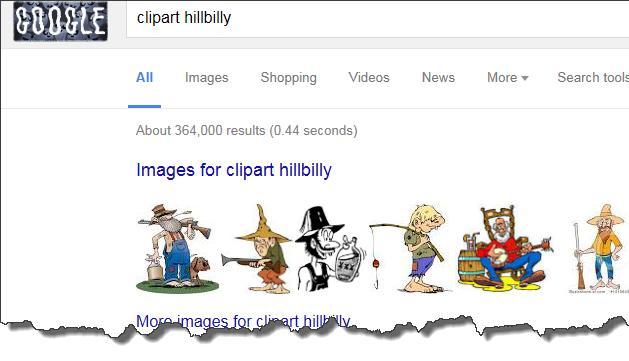 hillbilly-clipart